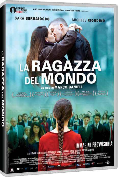 LA RAGAZZA DEL MONDO (DVD)