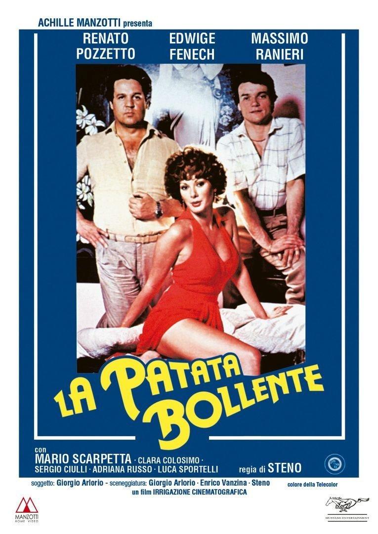LA PATATA BOLLENTE (DVD)