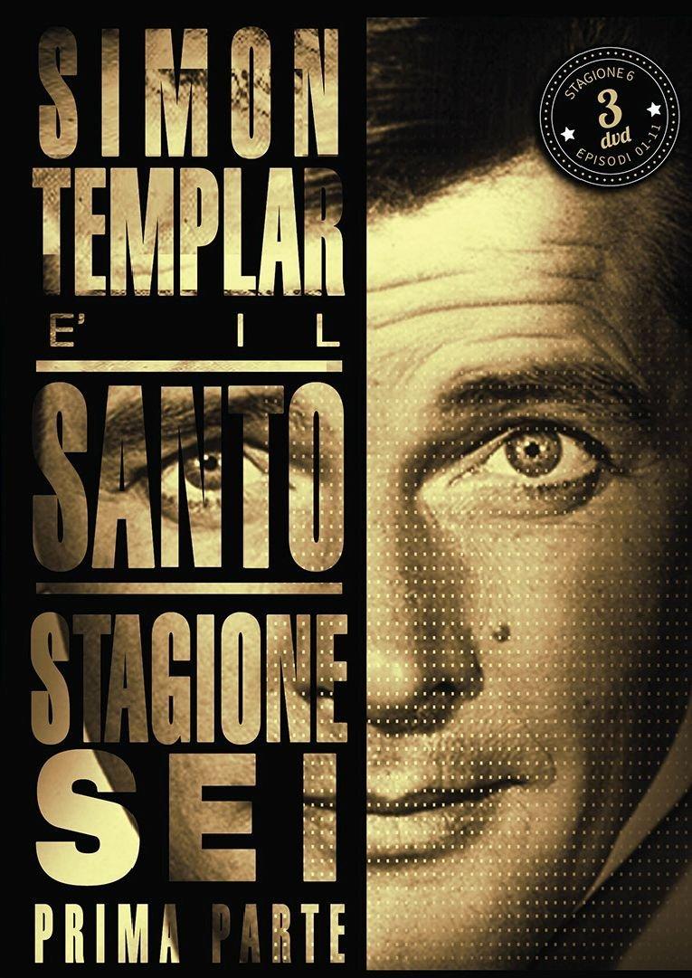 COF.IL SANTO - STAGIONE 06 #01 (3 DVD) (DVD)