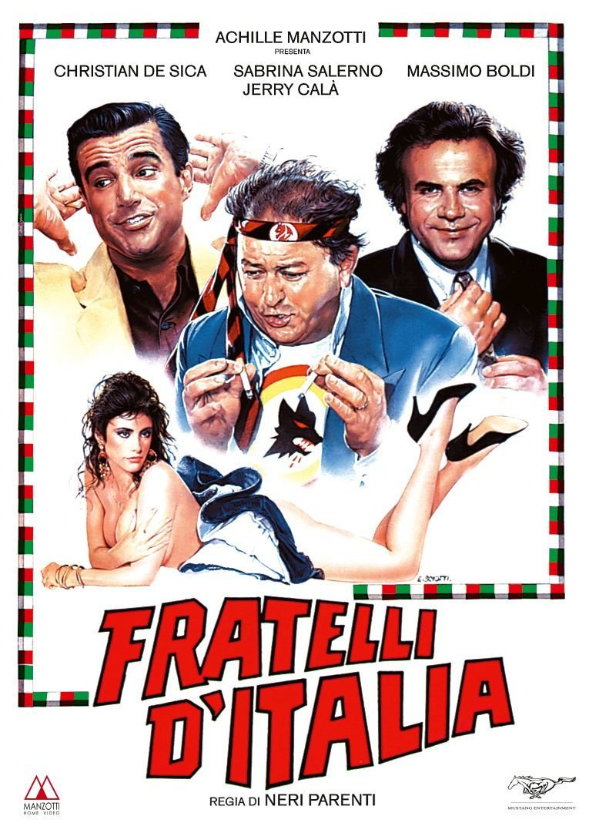 FRATELLI D'ITALIA (DVD)
