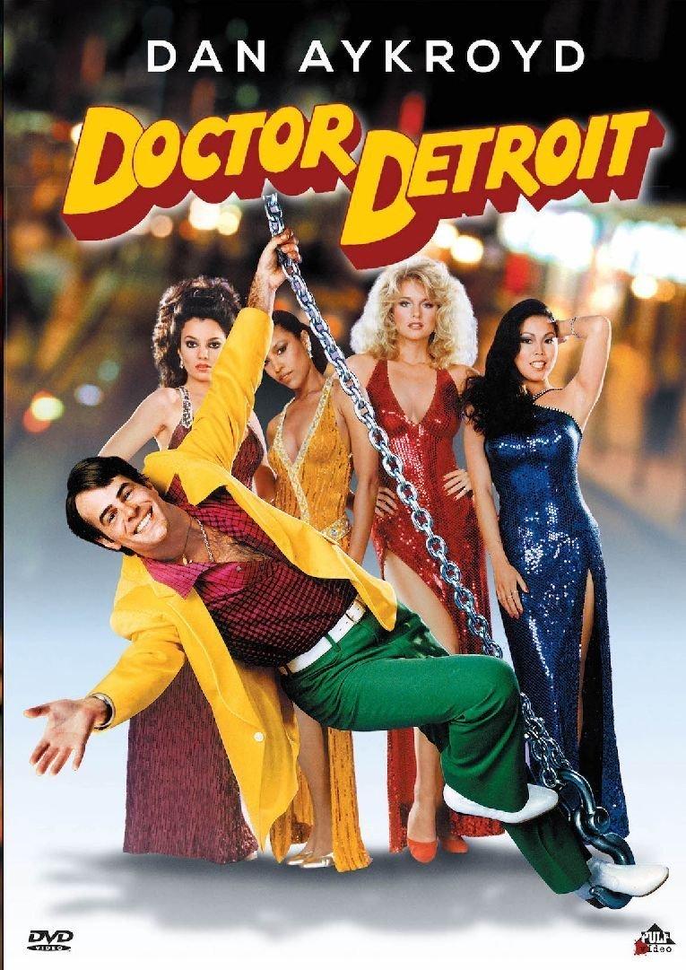 DOCTOR DETROIT (DVD)