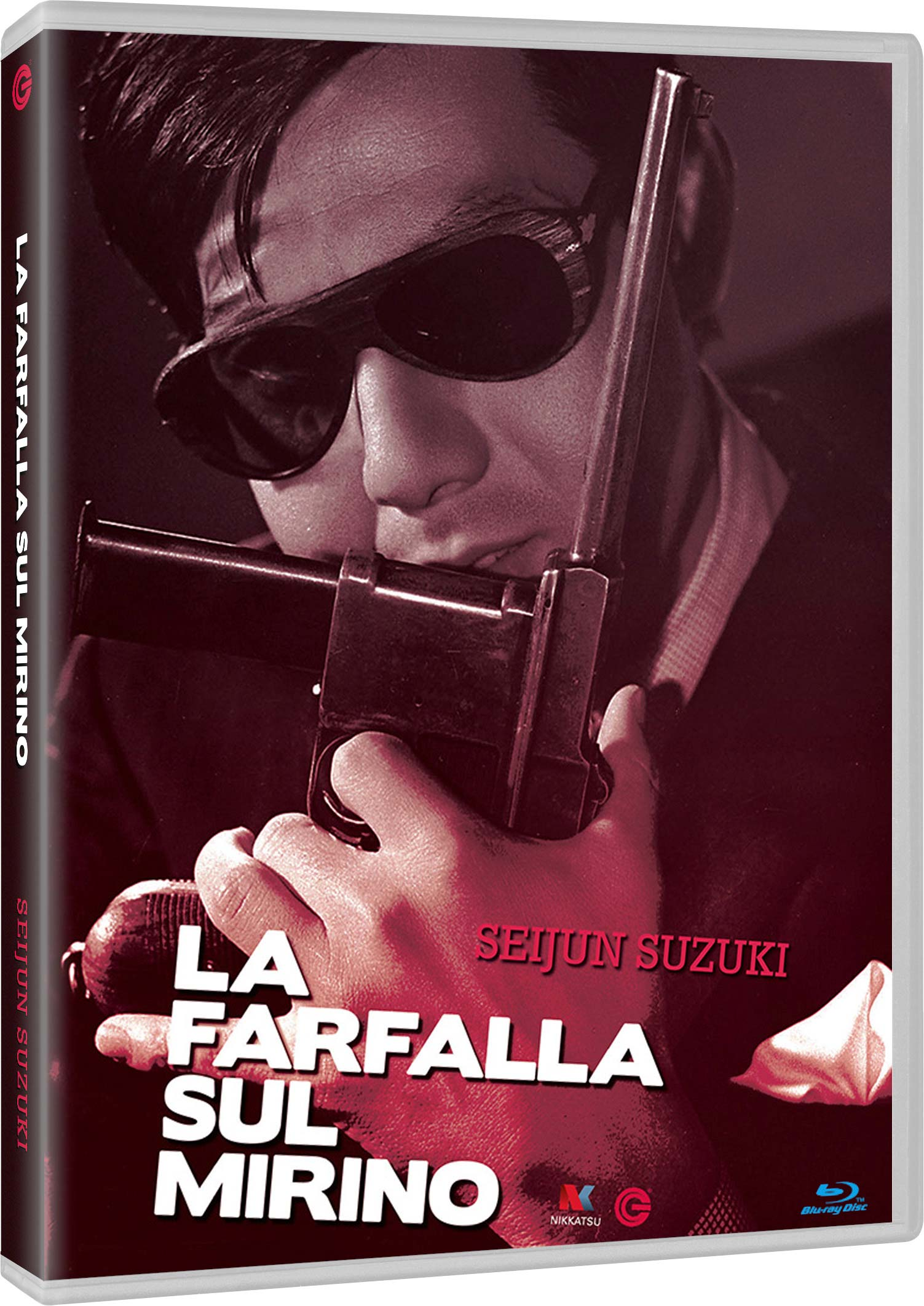 LA FARFALLA SUL MIRINO - BLU RAY