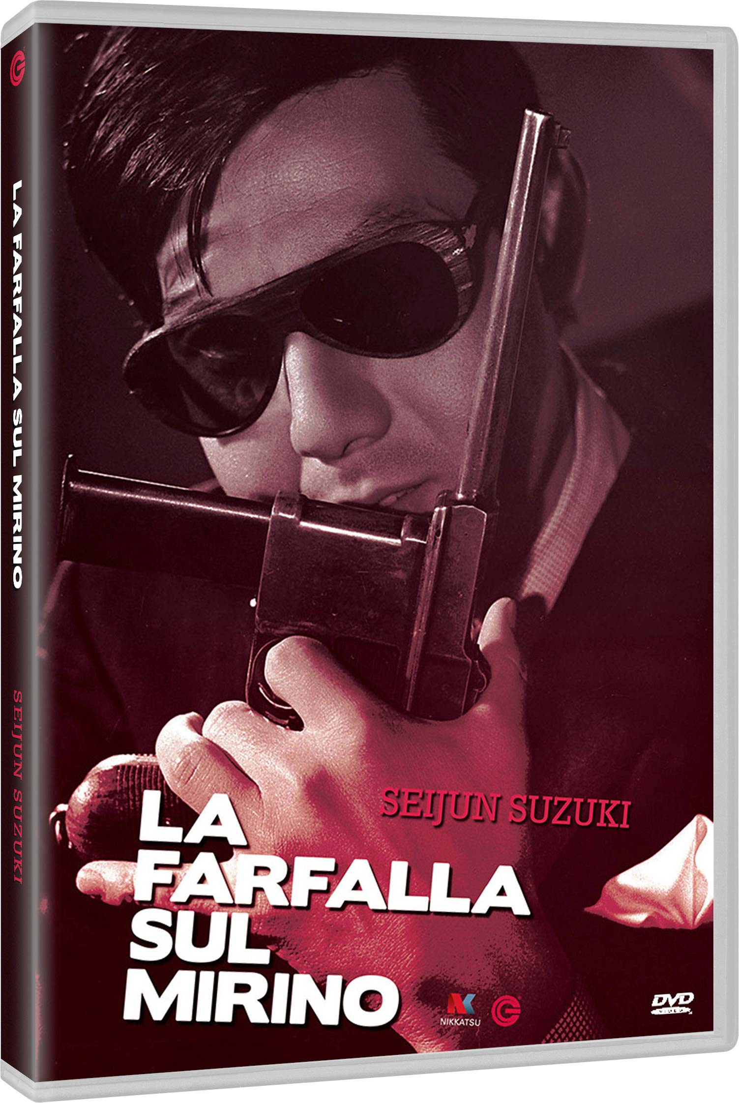 LA FARFALLA SUL MIRINO (DVD)