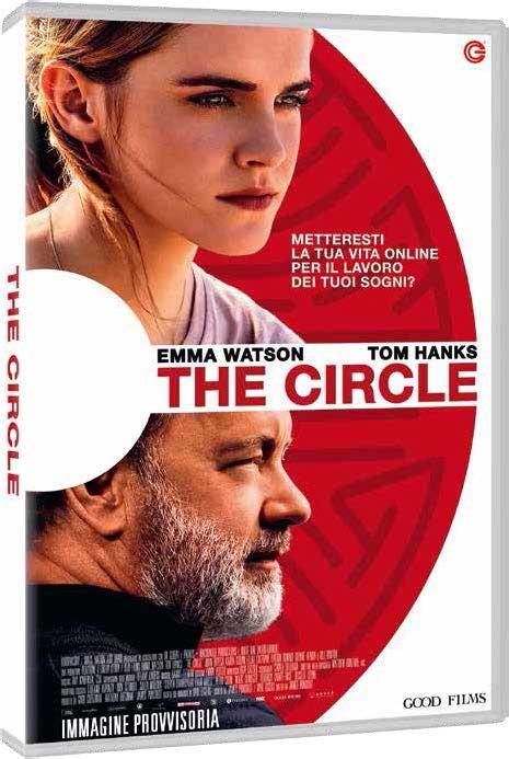 THE CIRCLE - BLU RAY