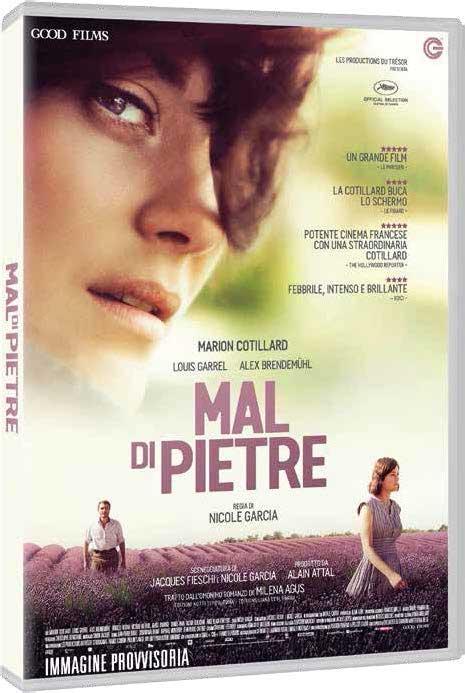 MAL DI PIETRE (DVD)