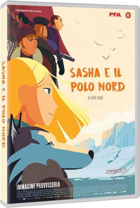 SASHA E IL POLO NORD (DVD)