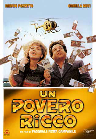 UN POVERO RICCO (DVD)