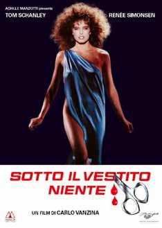 SOTTO IL VESTITO NIENTE (DVD)