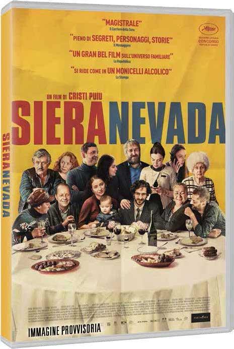 SIERANEVADA (DVD)