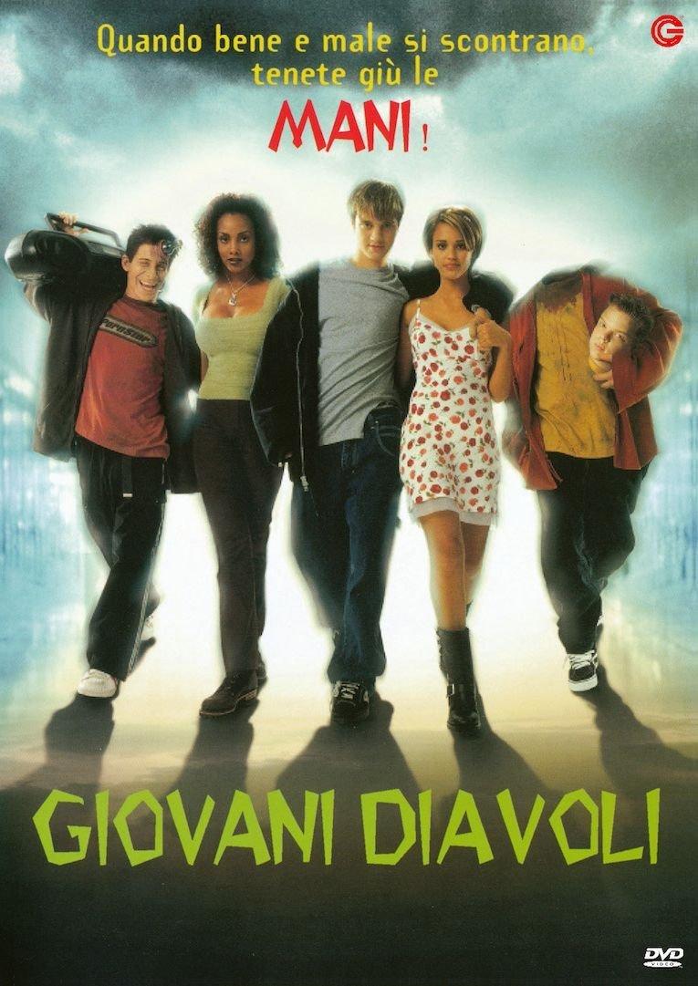 GIOVANI DIAVOLI - RMX (DVD)