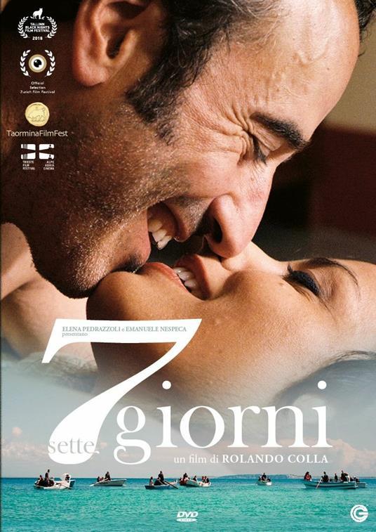 7 GIORNI (DVD)