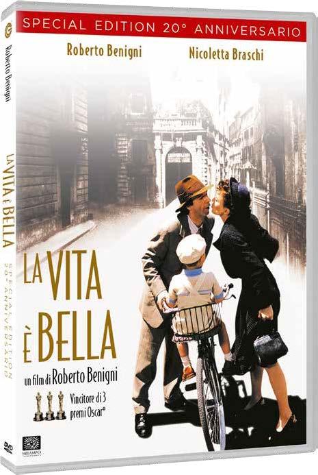 LA VITA E' BELLA (NUOVA EDIZIONE) (DVD)