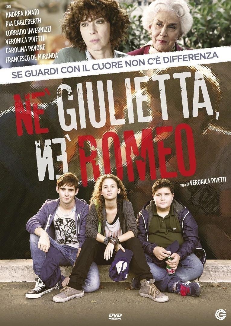 NE' GIULIETTA NE' ROMEO (DVD)