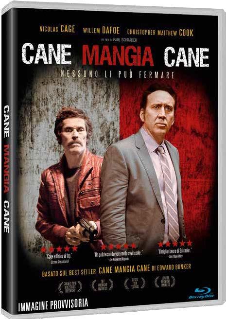 CANE MANGIA CANE - BLU RAY