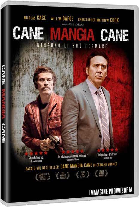 CANE MANGIA CANE (DVD)