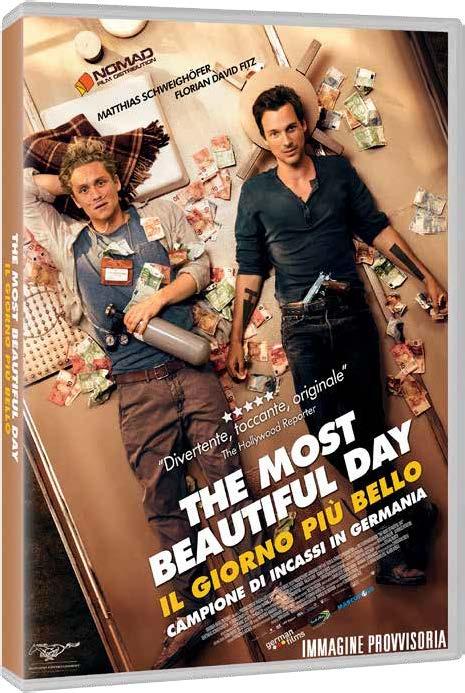 THE MOST BEAUTIFUL DAY - IL GIORNO PIU' BELLO (DVD)