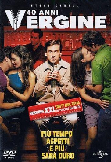40 ANNI VERGINE - RMX (DVD)