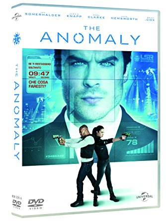 THE ANOMALY - RMX (DVD)