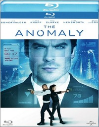 THE ANOMALY - BLU RAY - RMX