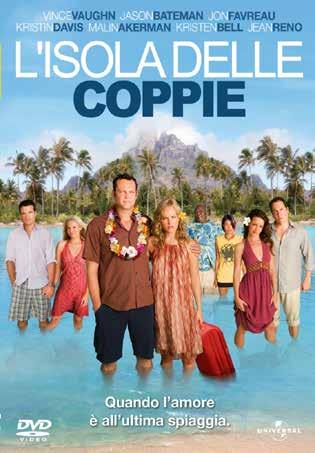 L'ISOLA DELLE COPPIE - RMX (DVD)