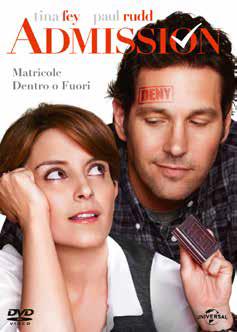 ADMISSION - RMX - MATRICOLE DENTRO O FUORI (DVD)