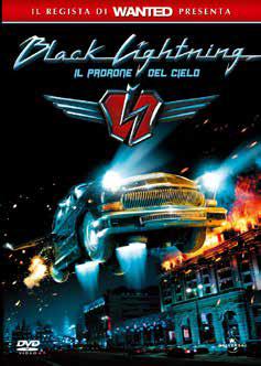 BLACK LIGHTNING - IL PADRONE DEL CIELO RMX (DVD)