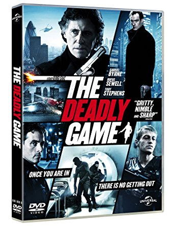 THE DEADLY GAME - GIOCO PERICOLOSO RMX (DVD)