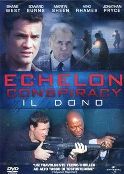 ECHELON CONSPIRACY - IL DONO RMX (DVD)