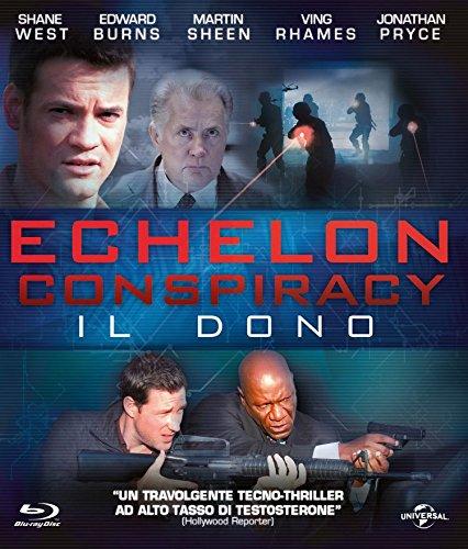 ECHELON CONSPIRACY - IL DONO - RMX
