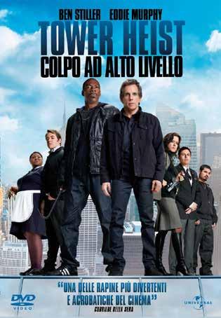 TOWER HEIST - COLPO AD ALTO LIVELLO - RMX - BLU RAY