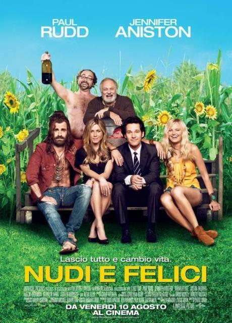 NUDI E FELICI (DVD)