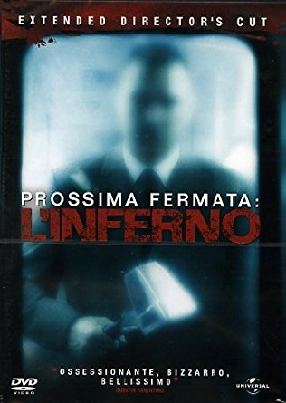 PROSSIMA FERMATA L'INFERNO (DVD)