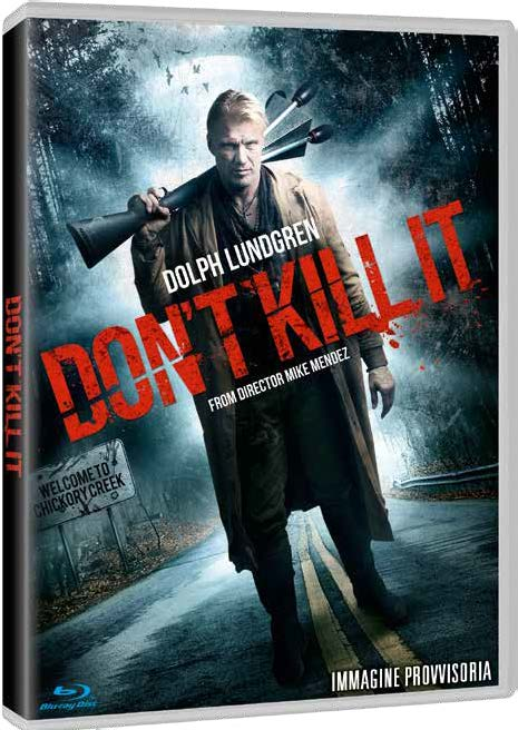 DON'T KILL IT - BLU RAY