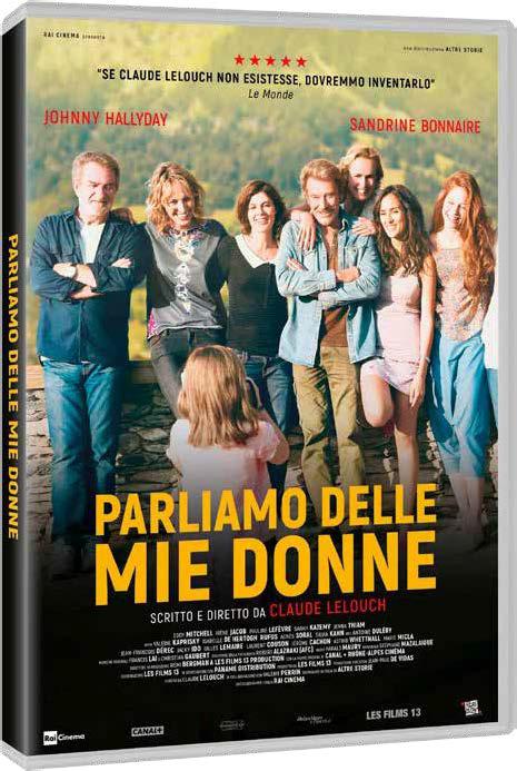 PARLIAMO DELLE MIE DONNE (DVD)