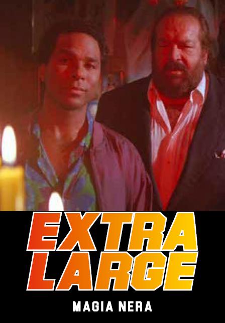 DETECTIVE EXTRALARGE - MAGIA NERA (DVD)