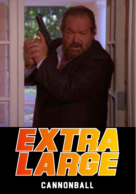 DETECTIVE EXTRALARGE - CANNONBALL (DVD)