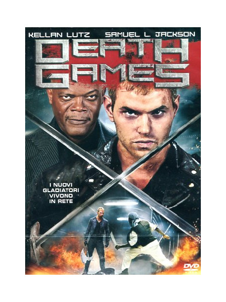 DEATH GAMES - RMX (DVD)