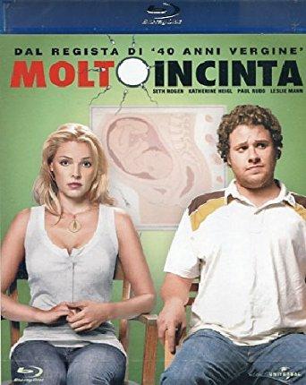 MOLTO INCINTA - RMX - BLU RAI