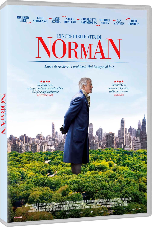 L'INCREDIBILE VITA DI NORMAN (DVD)