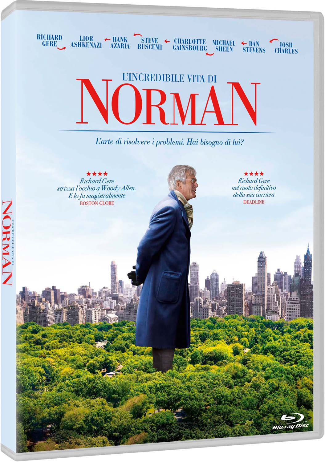 L'INCREDIBILE VITA DI NORMAN - BLU RAY