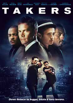 TAKERS - RMX (DVD)