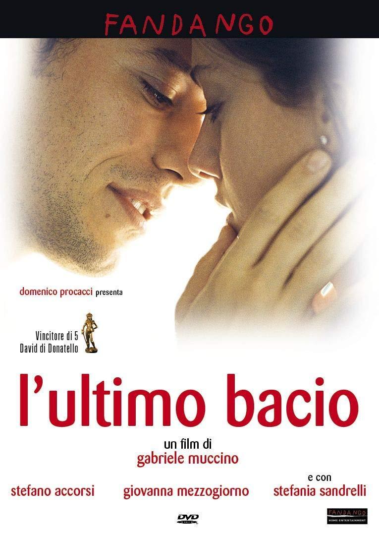 L'ULTIMO BACIO (DVD)