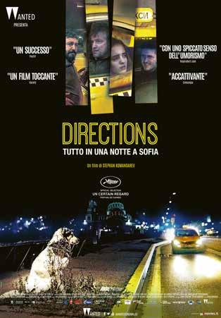 DIRECTIONS - TUTTO IN UNA NOTTE A SOFIA (DVD)