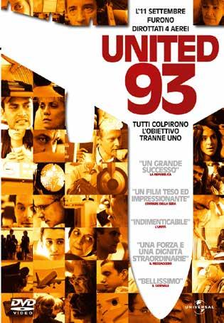 UNITED 93 - RMX - BLU RAY