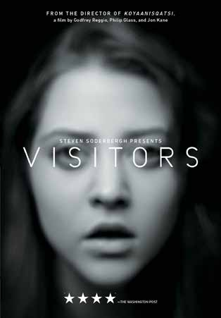 VISITORS (DVD)