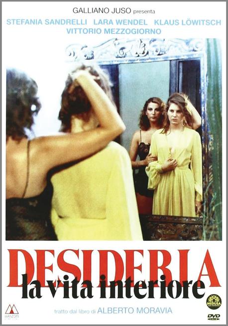 DESIDERIA - LA VITA INTERIORE (DVD)