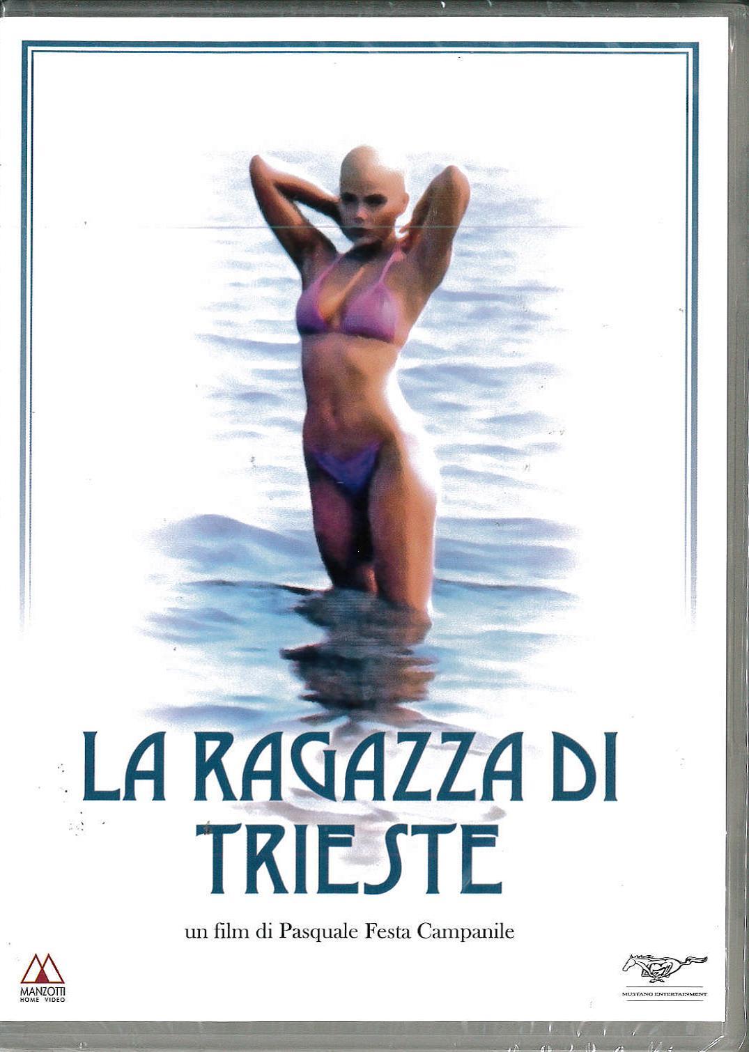 LA RAGAZZA DI TRIESTE - RMX (DVD)