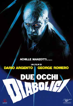 DUE OCCHI DIABOLICI (DVD)