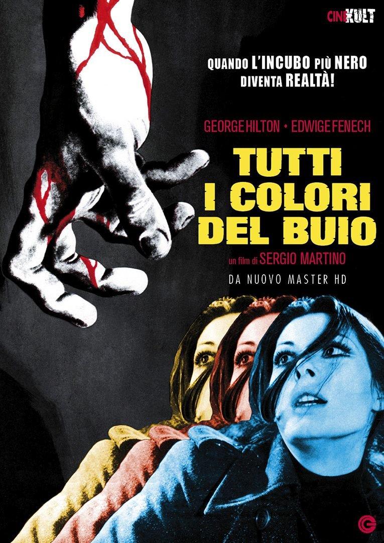 TUTTI I COLORI DEL BUIO (DVD)