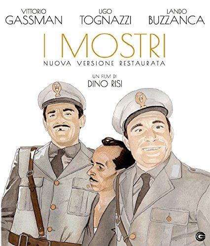 I MOSTRI (VERSIONE RESTAURATA) - BLU RAY